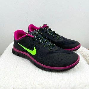 Nike Free 4.0 V2 Running Shoes